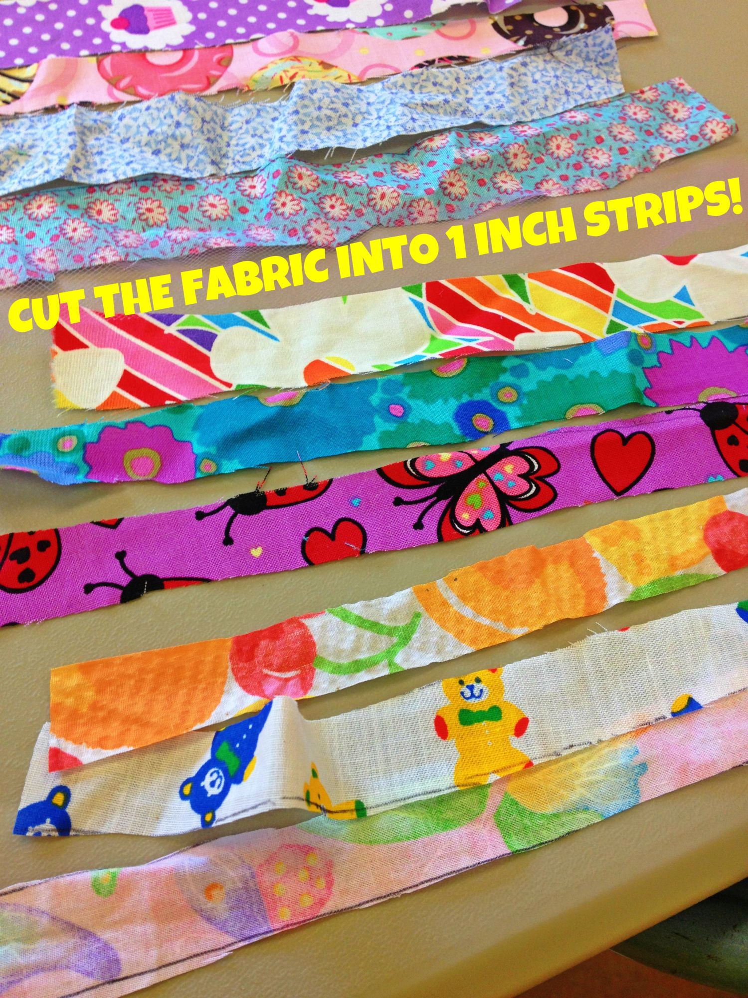 1d52b1e76b92c4 Cupcakes and Lace » DIY Kids Flip Flop Tutorial-Reuse Fabric Scraps!