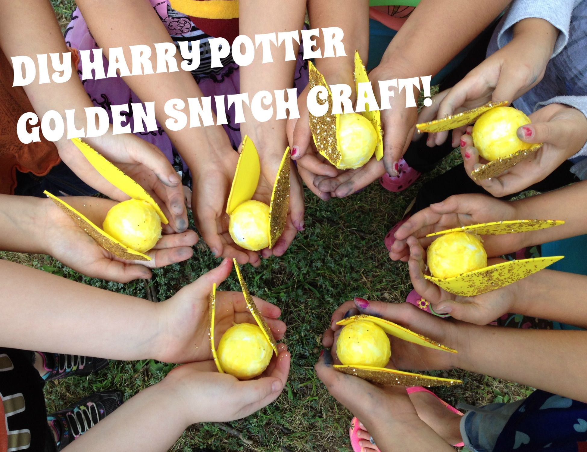 Harry Potter Craft Ideas For Kids Part - 49: Www.cupcakesandlace.com