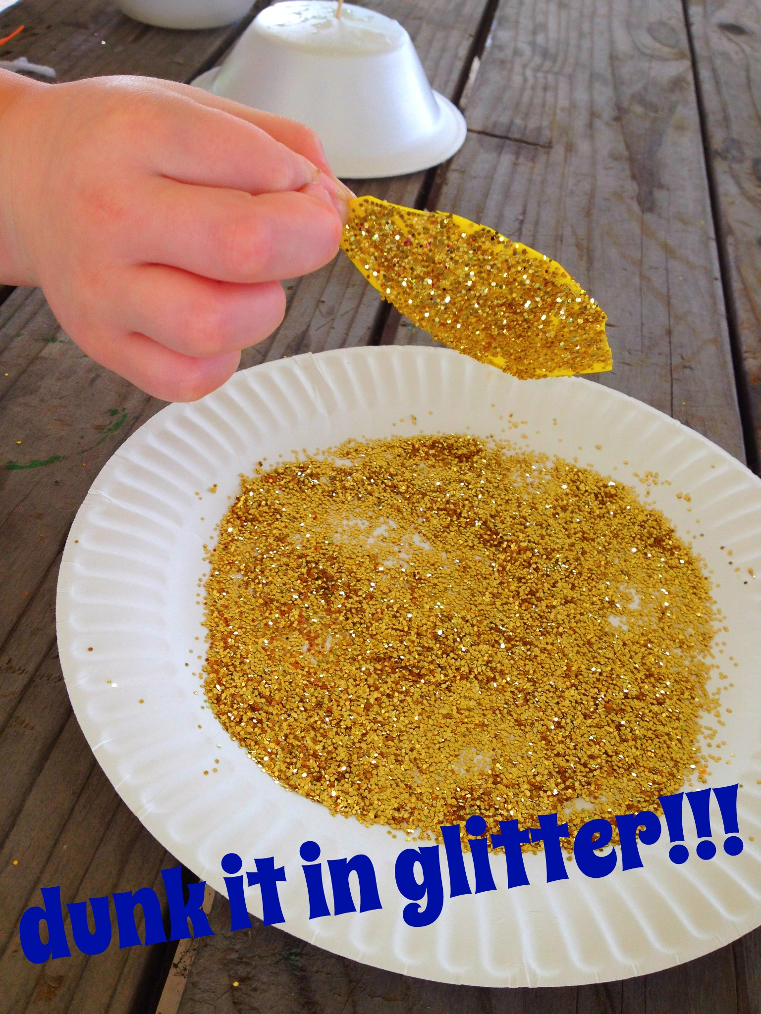 Diy Harry Potter Golden Snitch Craft Great Party Craft Idea