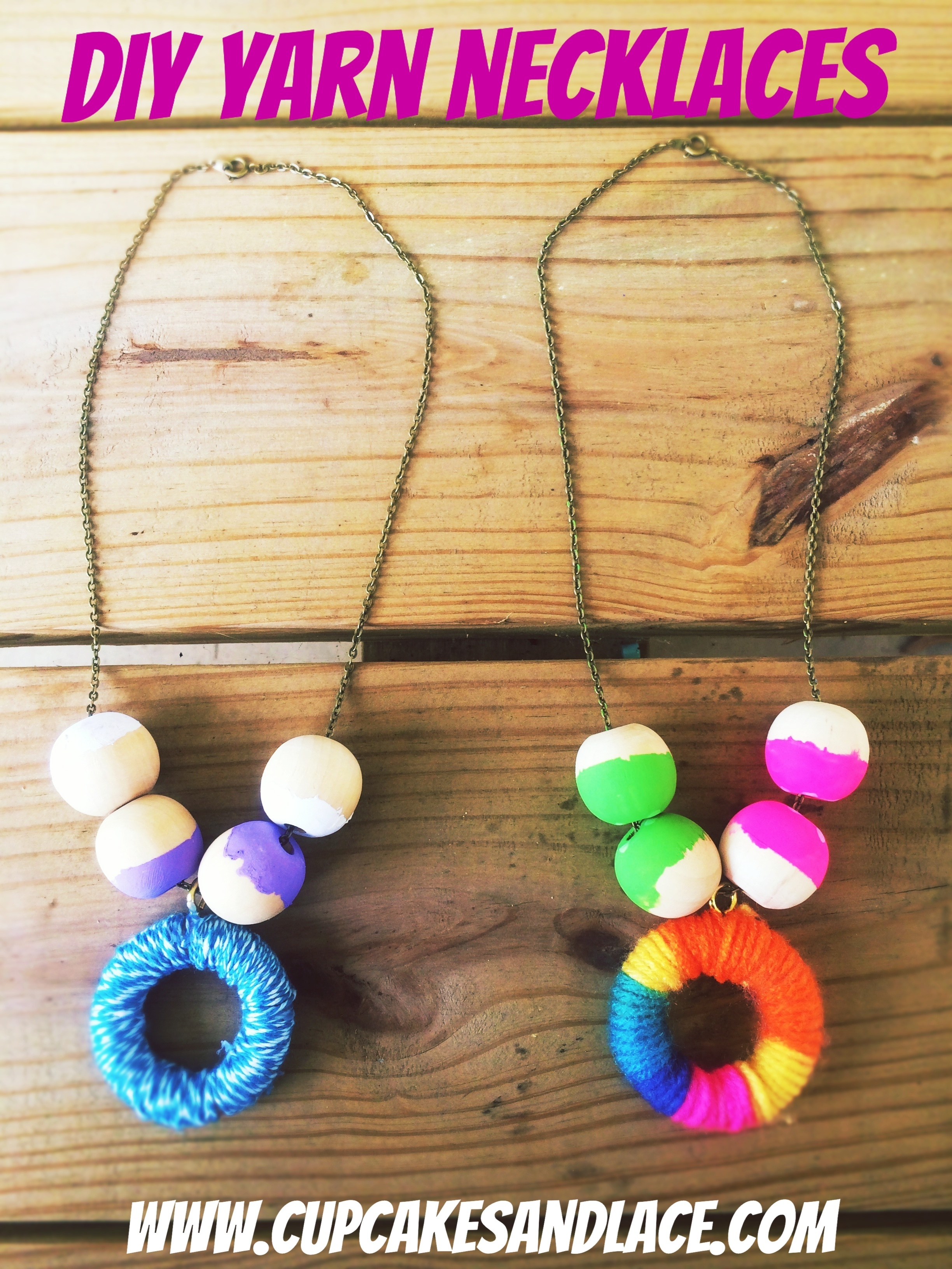 Cupcakes and lace diy girls rainbow neon jewelry girl scout we have an cupcakesandlace awesome diy solutioingenieria Choice Image