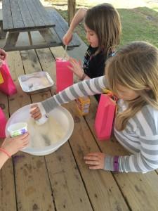 Cupcakes and Lace Kids Bath Salt Recipe