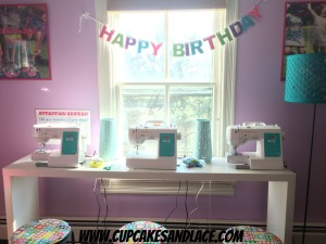 Kids Sewing Birthday Parties In Northern Virginia Aldie Loudoun County