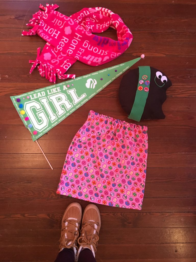 joann fabrics  u0026 girl scouts  patch kits  u0026 sewing classes